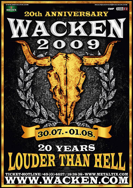 Wacken 2009 @ Wacken