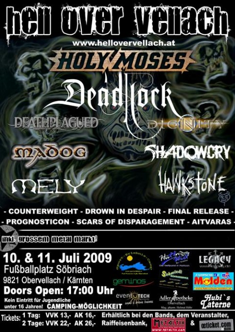 hell over venach 2009