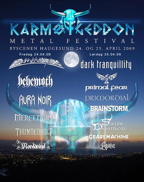 Karmogeddon Festival 2009