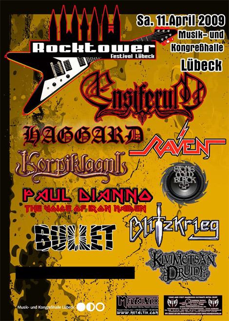 Rocktower Festival 2009