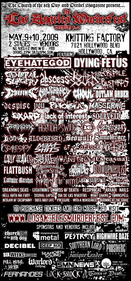 murderfest 2009