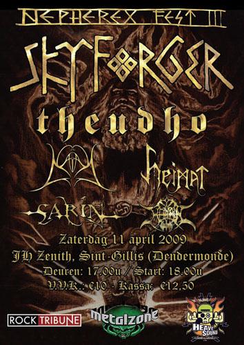 Nepherex Metal Festival 2009