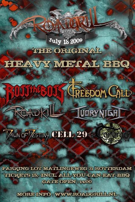 Roadgrill Metal Festival 2009