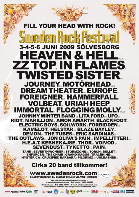 sweden rock online