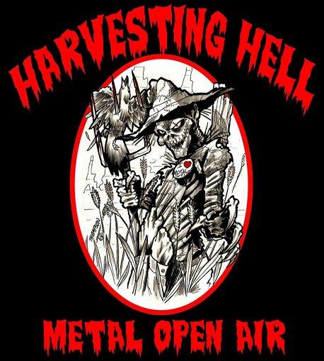 harvesting hel open air