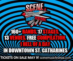 scene music festival 2009