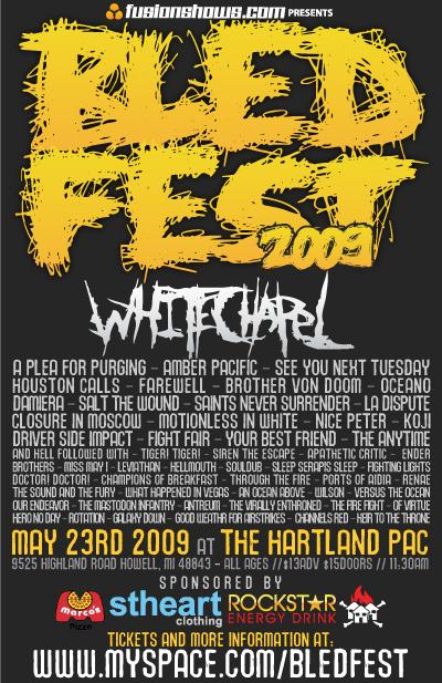 Bled Fest 2009