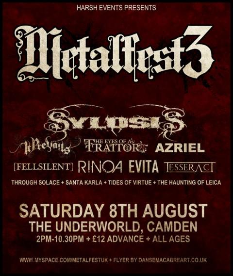 london metalfest 2009