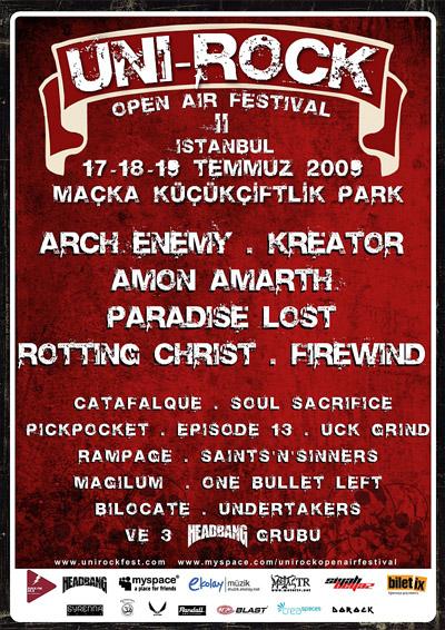 uni rock festival 2009