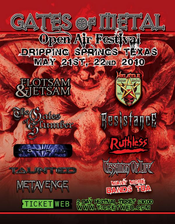 gates of metal festival 2010