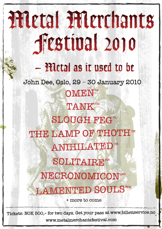Metal Merchants Festival 2010
