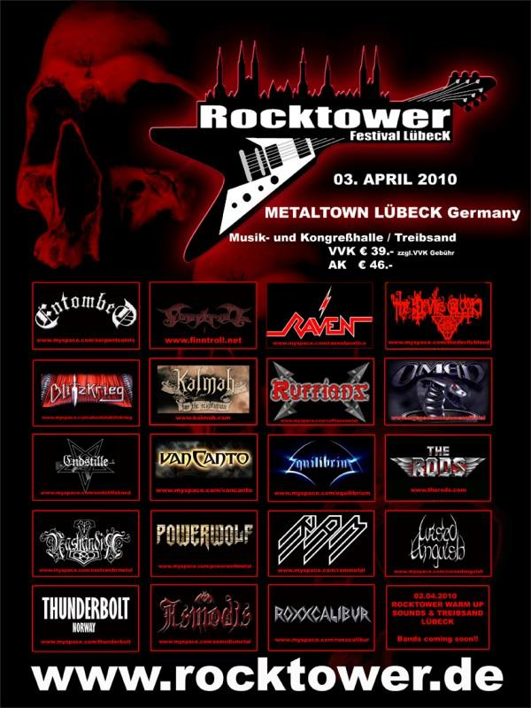 Rocktower festival 2010
