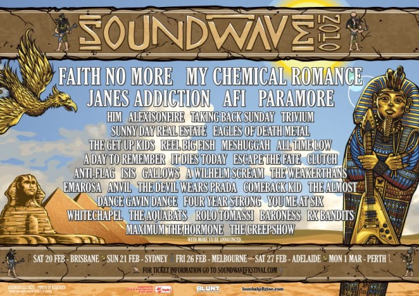 Soundwave 2010