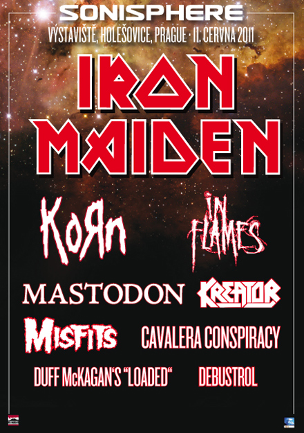 Sonisphere 2011 All Metal Festivals
