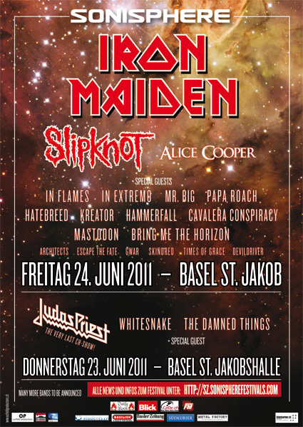 Sonisphere Increases Capacity - Extra Day Tickets Available ...