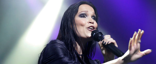 Tarja Live Photos – Saint-Étienne, France on Nov 19, 2010