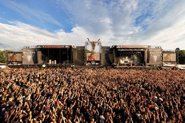 Wacken 2011 All Metal Festivals