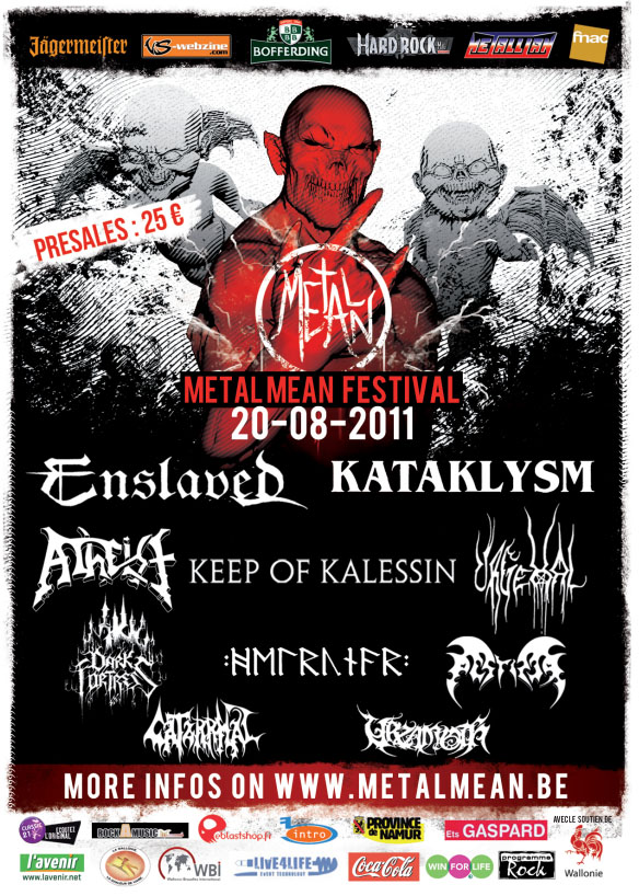 Metal Mean Festival 2011