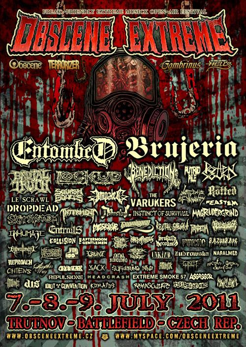 Obscene Extreme 2011