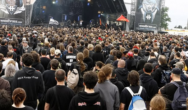 Hellfest 2011 Metal Festival