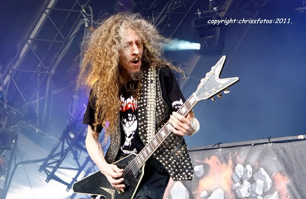 Hellfest 2011 Destruction Live