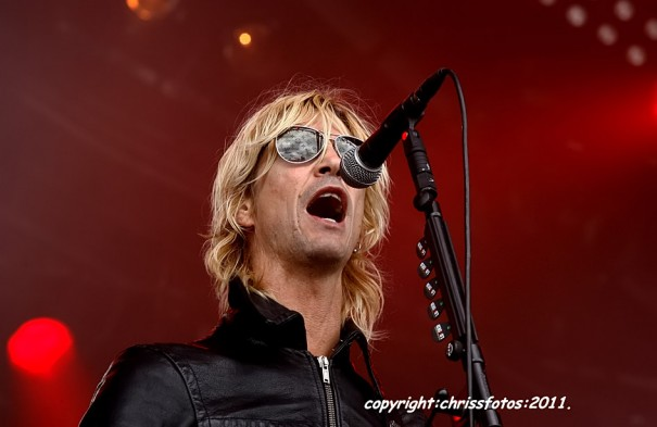 Hellfest 201 Duff McKagan's Loaded Live