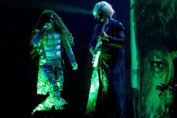 Hellfest 2011 Rob Zombie Live