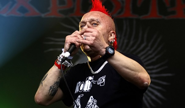 Hellfest 2011 The Exploited Live