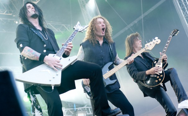 Helloween Live Sauna Open Air 2011