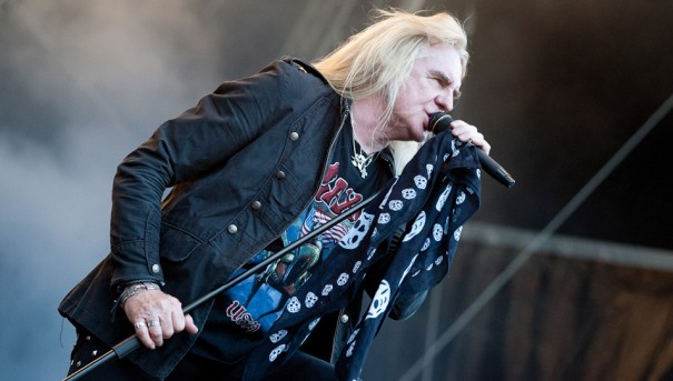 Saxon Live at Sauna Open Air 2011