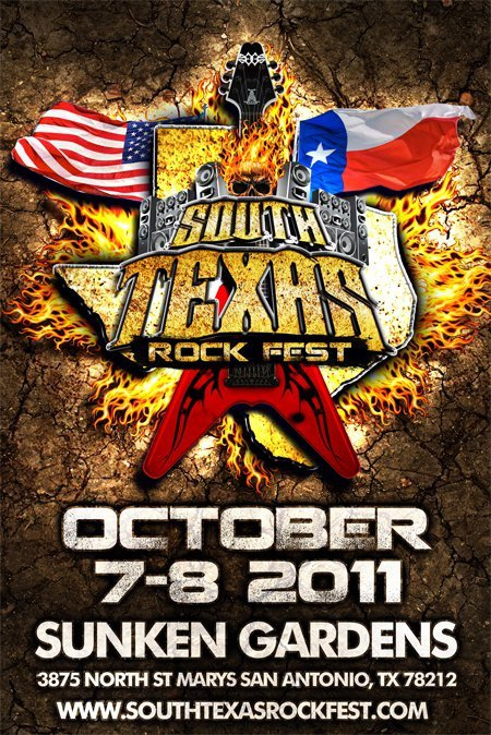 South Texas Rock Fest 2011