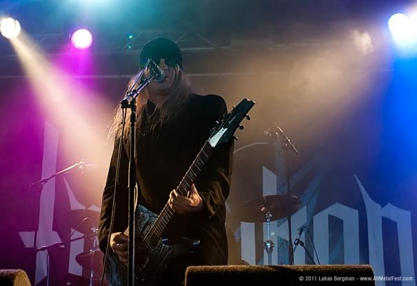 FortaRock 2011 - Triptykon Live