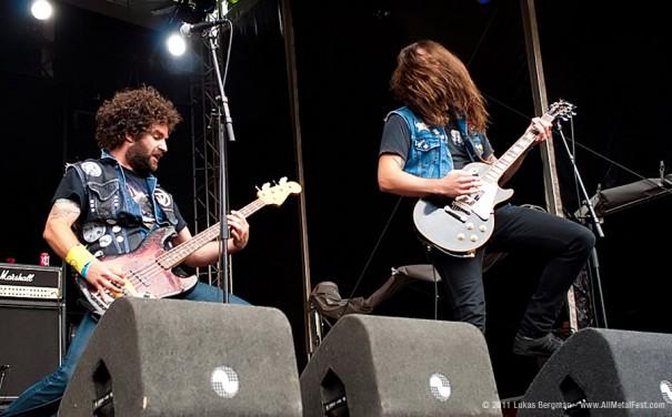 FortaRock 2011 - Valient Thorr Live