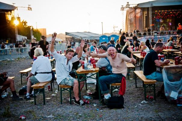 Sonisphere Finland 2011 - Audience 3