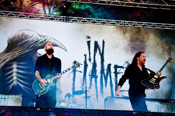 Sonisphere Finland 2011 - In Flames (Live) 03
