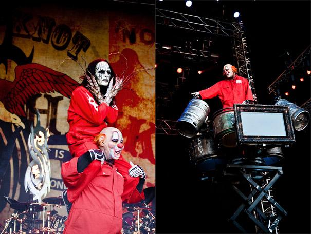 Sonisphere Finland 2011 - Slipknot (Live) 10