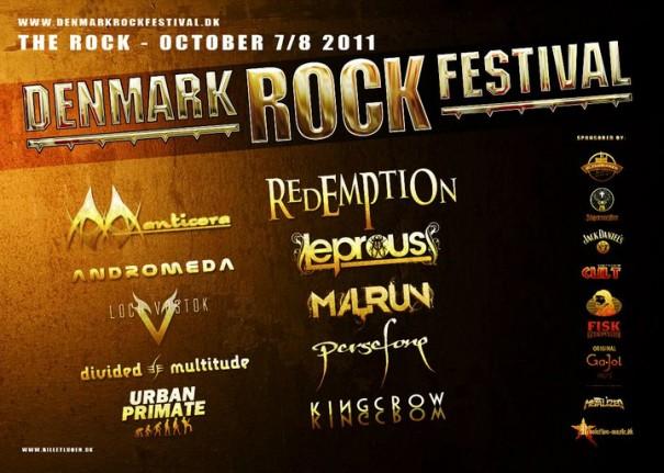 Denmark Rock Festival 2011