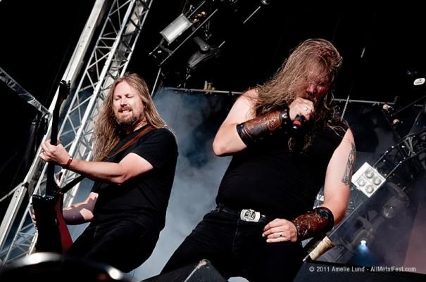 Tuska 2011 - Amon Amarth - Live