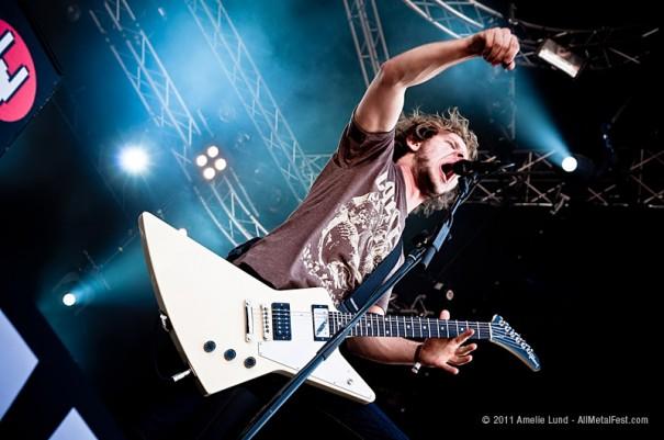 Tuska 2011 - Kvelertak - Live