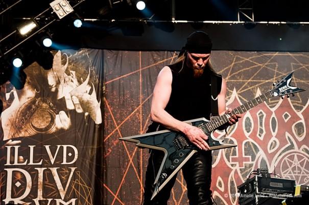 Tuska 2011 - Morbid Angel - Live