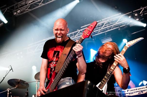 Tuska 2011 - Omnium Gatherum - Live