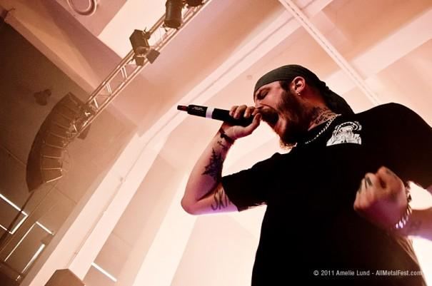 Tuska 2011 - Shining - Live