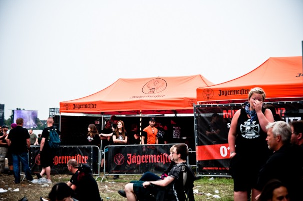 Wacken Open Air - Jägermeister