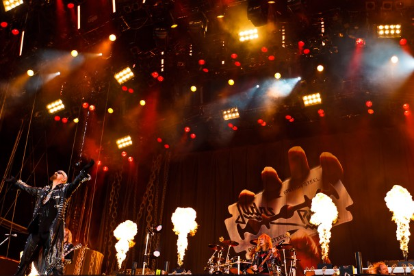 Wacken 2011 - Judas Priest - Live