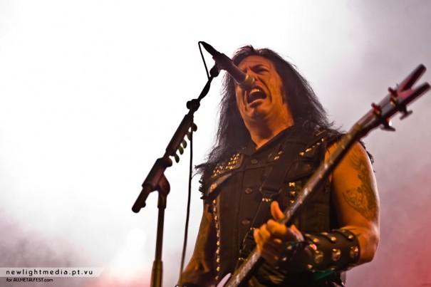 Morbid Angel - Live at Vagos Open Air 2011