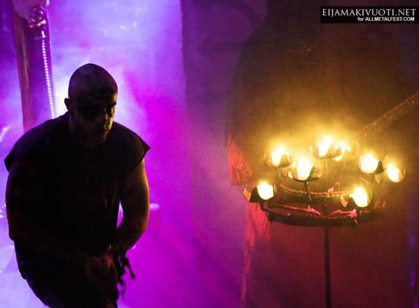 Black Flames of Blasphemy II  2011 - Behexen