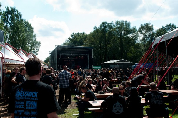 Elsrock Metal Festival 2011 - Audience