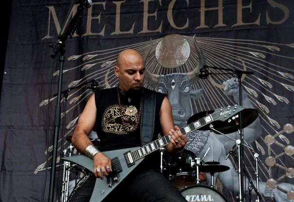 Elsrock 2011 - Melechesh