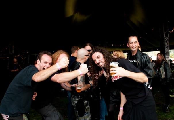 Elsrock 2011 Festival MetalHeads