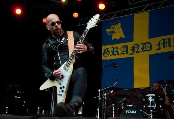 Elsrock 2011 - Grand Magus